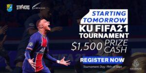KU Fifa21 Tournament