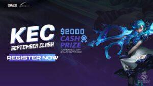 League of Legends - KEC Sep Clash